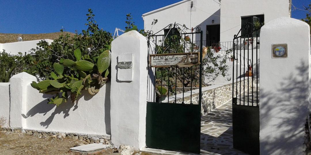 Eleni's Studios in Folegandros