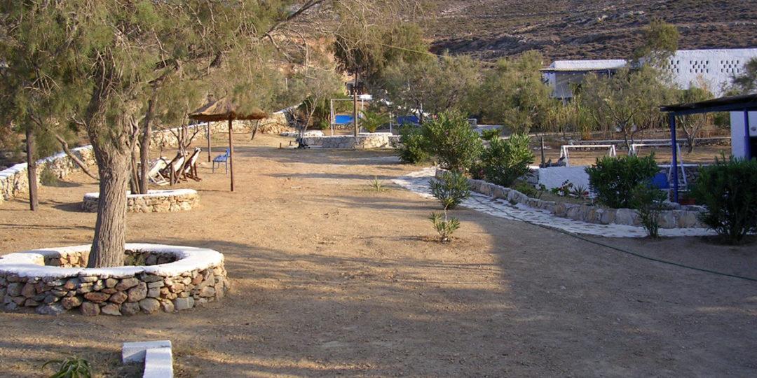 Camping Livadi, Folegandros